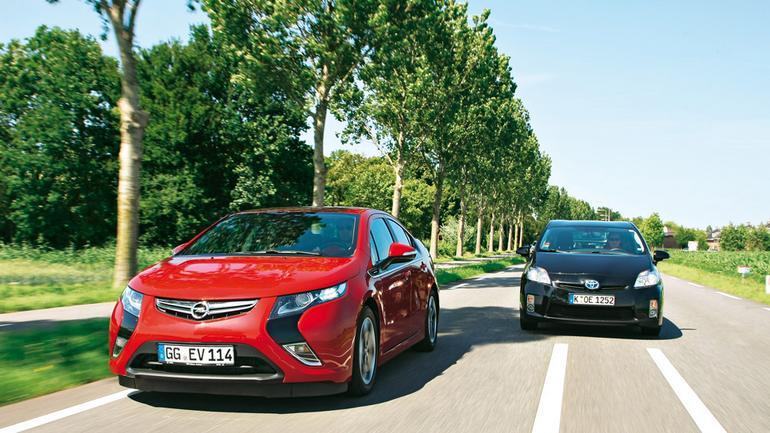 Sprawdziliśmy, czy Opel Ampera spala tylko 1,6 l/100 km