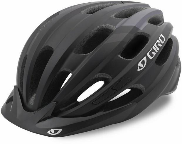 Kask rowerowy Giro Register Mat Black 54