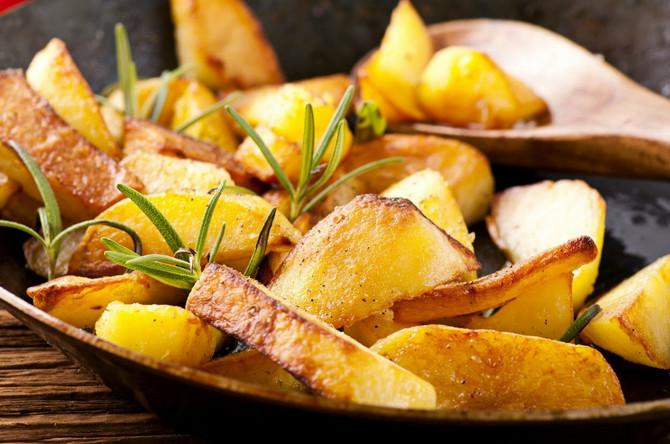 Savršeno hrskavi pečeni krompir