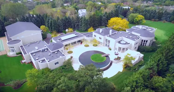 Kuća Majkl Džordana