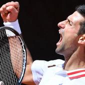 """Dame i gospodo, Novak """"E, ZATO JE NAJBOLJI"""" Đoković! Atomski tenis, VELIKA POBEDA i polufinale """"iz provalije""""! Cicipas je pao posle dvodnevnog LUDILA!"""