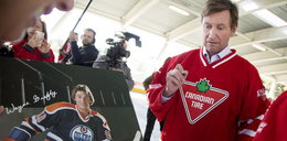 Karta kolekcjonerska z Gretzkym sprzedana za rekordową kwotę