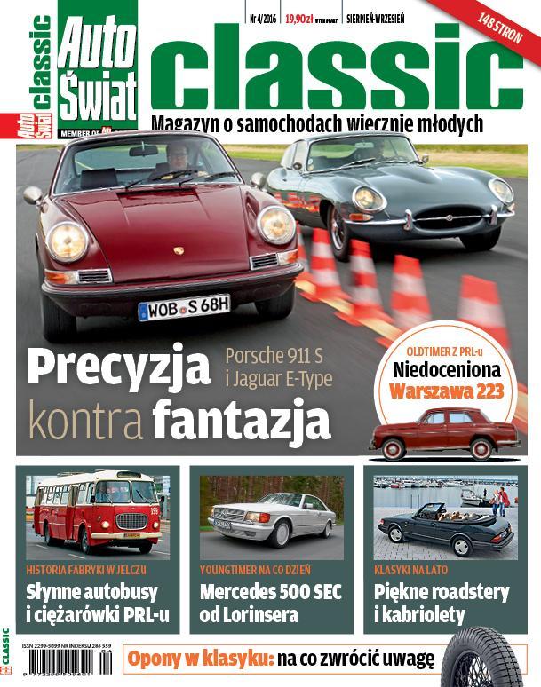 Auto Świat Classic 4/2016