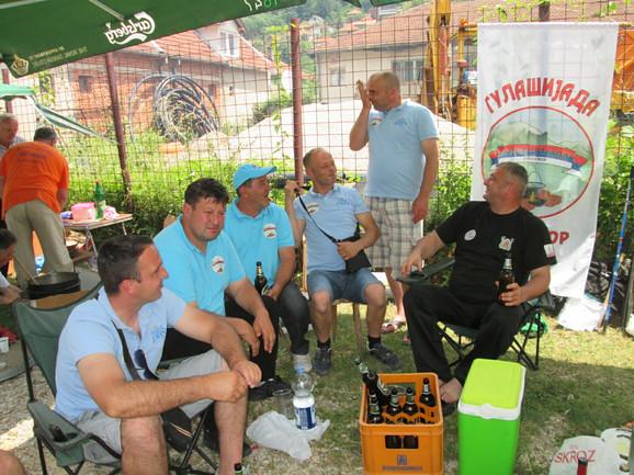 Ekipa iz Čačka zadovoljna plasmanom
