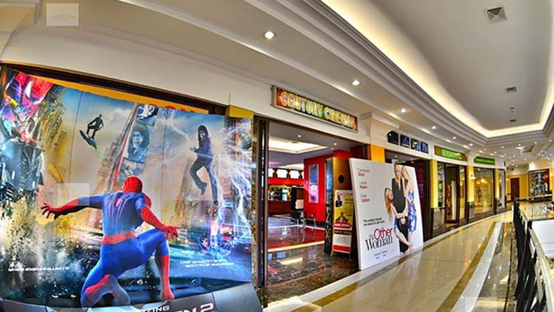 Century Cinemas at Acacia Mall