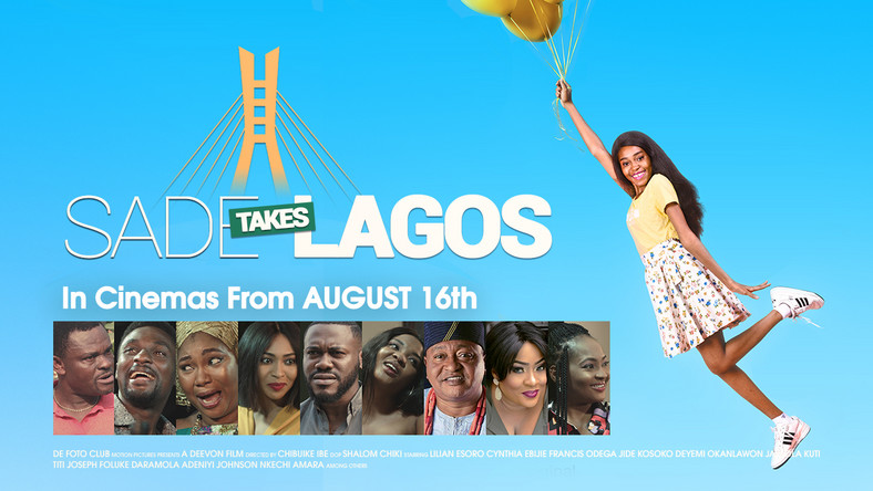 Sade Takes Lagos - Showing in all cinemas from August 16th