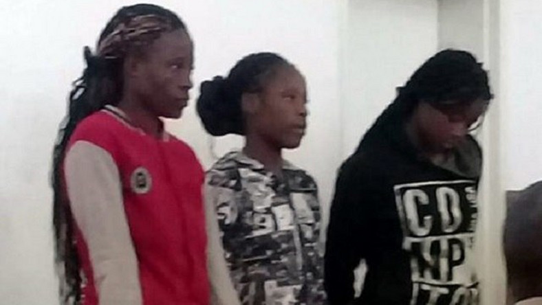 Daughters Of Jezebel 3 ladies arrested for gang-raping