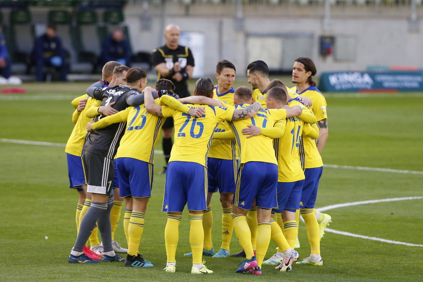 Ekstraklasa piłkarska 27. kolejka: Lechia – Arka Gdynia 4:3