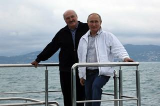 Łukaszenka wciąż może liczyć na Putina