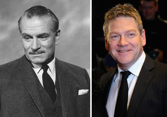Kenneth Branagh i Laurence Olivier