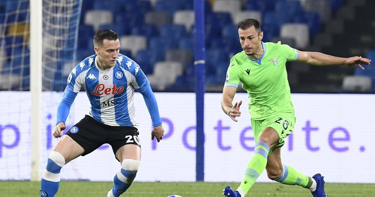 NA ŻYWO. Napoli - Udinese. Zieliński z golem!. Serie A