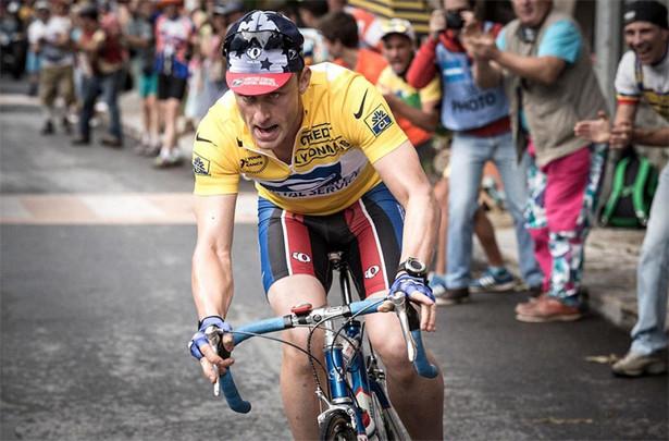 Ben Foster jako Lance Armstrong