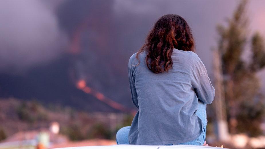 """""""Negacjonistów wulkanu"""" jeszcze nie jest wielu, ale wywołują silne emocje"""