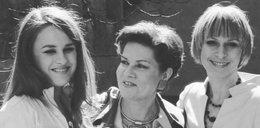 Córki serialowej Krystyny Lubicz żegnają mamę. Łzy same płyną