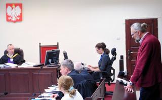 Były lider KOD Mateusz Kijowski skazany na rok więzienia w zawieszeniu