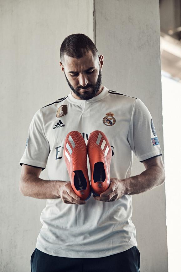 Karim Benzema, gladijator na travi