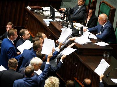 W środę Sejm będzie głosował nad skierowaniem projektu do sejmowej komisji
