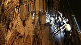 Instalacja artystyczna na Katedrze Notre-Dame wywołała oburzenie katolików
