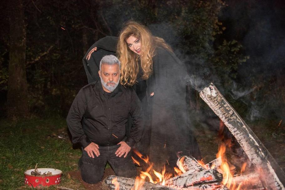 Borko Radivojević i Danica Maksimović