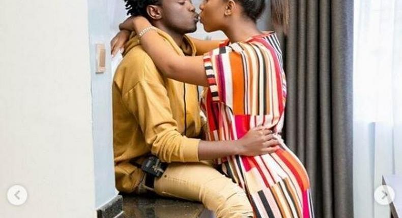 Diana Marua cannot leave me with my deep pockets – Bahati