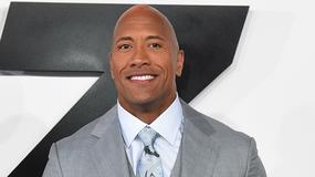"""Dwayne """"The Rock"""" Johnson najseksowniejszym żyjącym mężczyzną"""