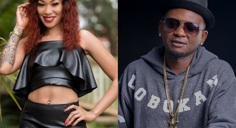 She was violent - Rapper Colonel Mustafa opens up relationship with Noti Flow
