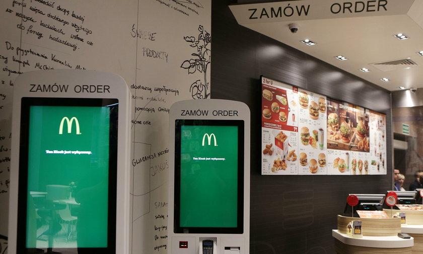 McDonald robi krok w stronę klientów