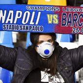 """""""AKO SE NEKO ZARAZI, NAPRAVIĆEMO VAM PAKAO!"""" Vrela uvertira pred nastavak Lige šampiona, predsednik Napolija ZAPRETIO UEFA zbog putovanja u Španiju!"""
