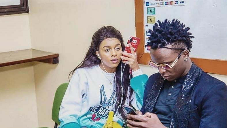 'Njiwa' hitmakers Nandy and Willy Paul