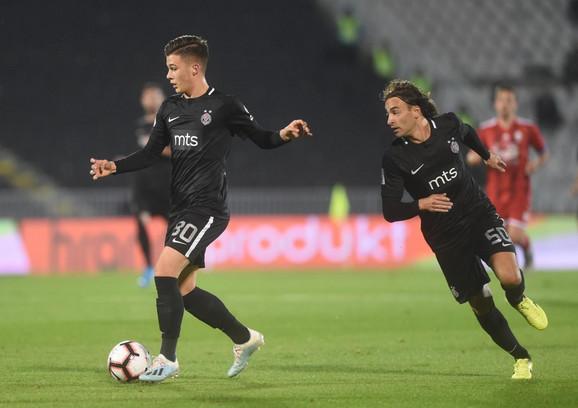 Lazar Marković neće moći da igra protiv Mančester junajteda