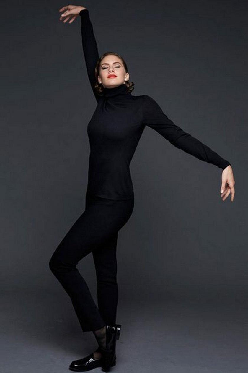 """Emma Ferrer w sesji """"Harper's Bazaar"""""""