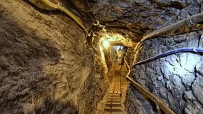 Jak pracowali górnicy w kopalni soli w Bochni 200 lat temu