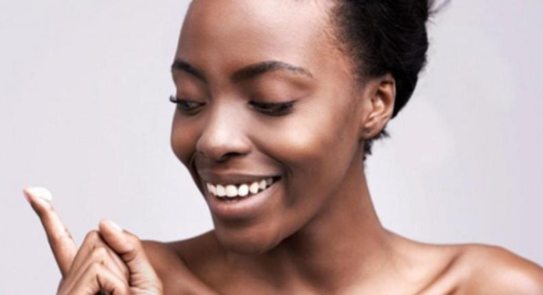 Mositurizing skin (Photo courtesy of Standard Media)