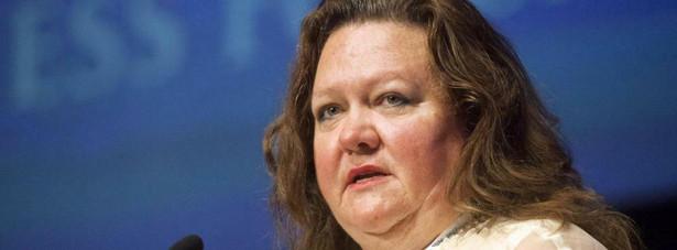 Fairfax należy do Giny Rinehart, najbogatszej kobiety na świecie, dziedziczki największych kopalń w Australii.