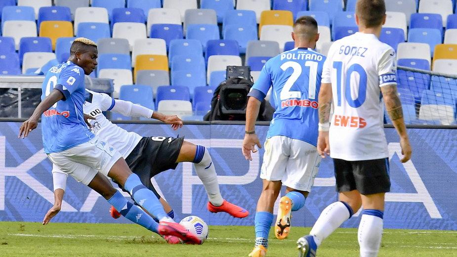 SSC Napoli - Atalanta Bergamo