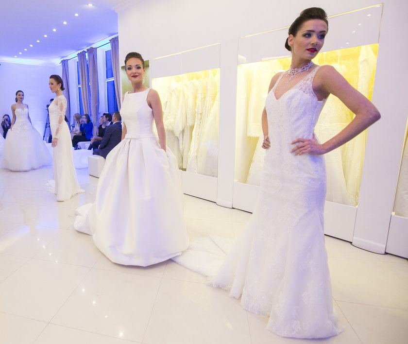 Katowice. Otwarcie salonu sukien slubnych CLOO By MN Bridal