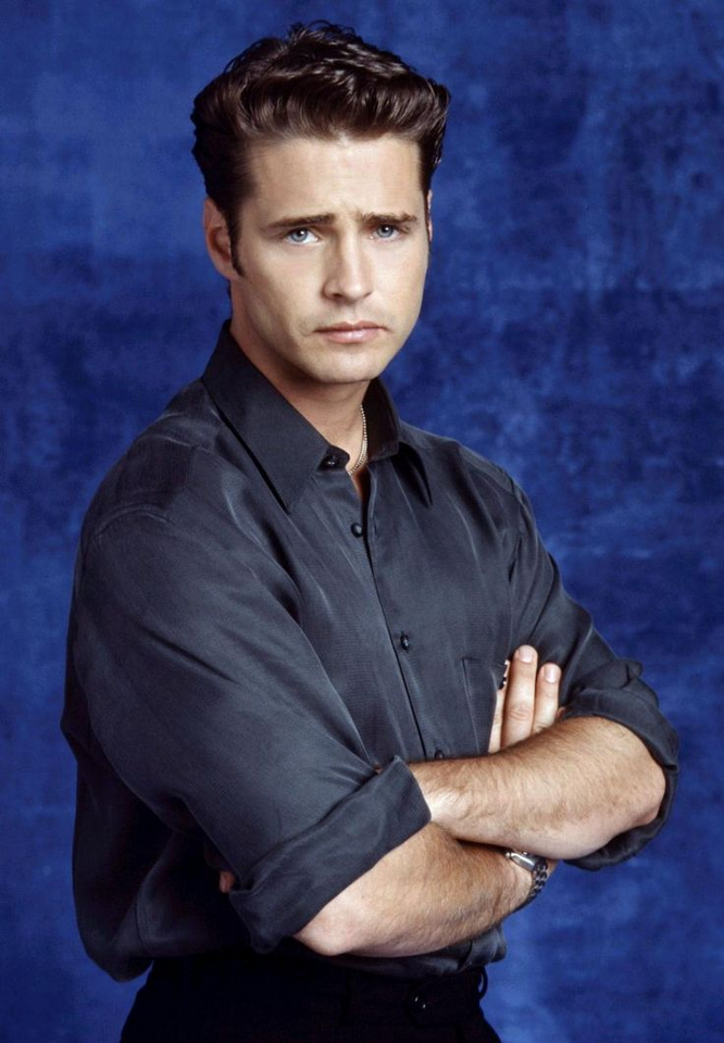 "Jason Priestley – ""Beverly Hills, 90210"""