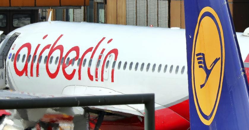 Lufthansa przejmie znaczną część linii lotniczej Air Berlin