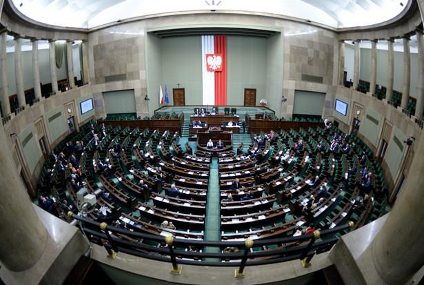 Posiedzenie Sejmu, 14 bm. PAP/Jacek Turczyk
