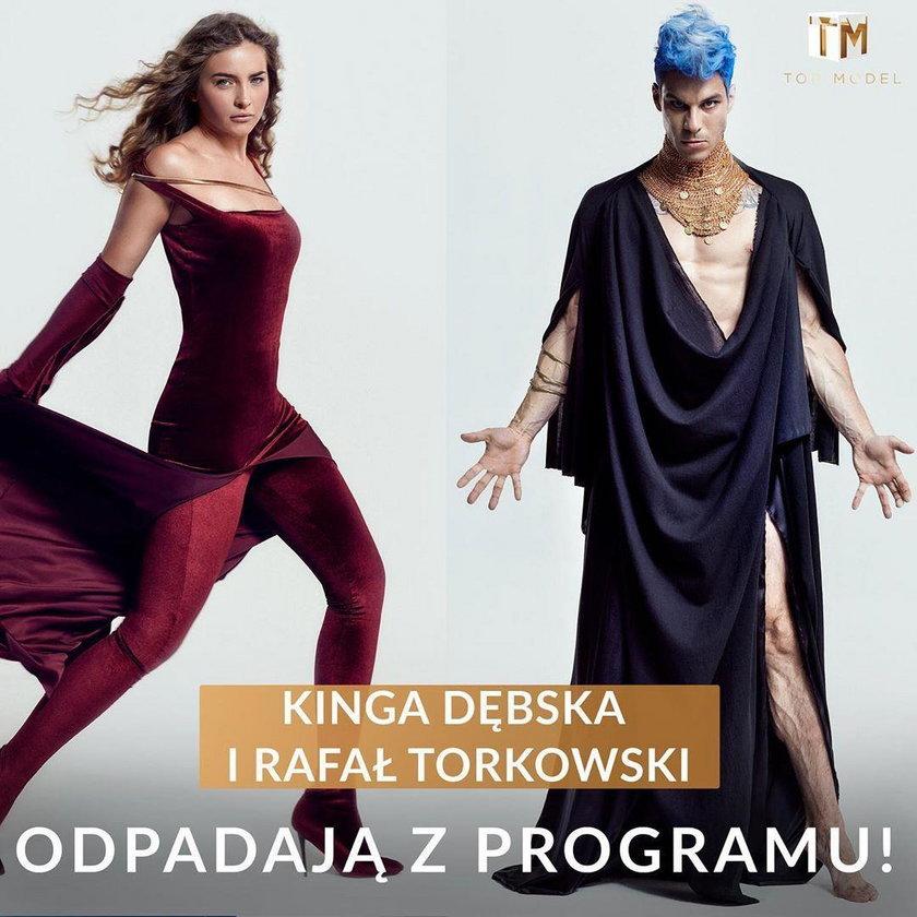 """Za nami 7. odcinek programu """"Top Model"""""""