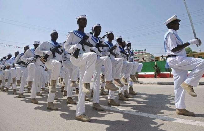 Somaliland security forces