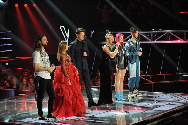 The Voice of Poland - Finaliści