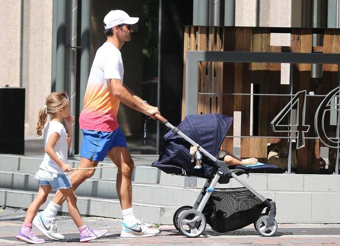 Federer sa decom