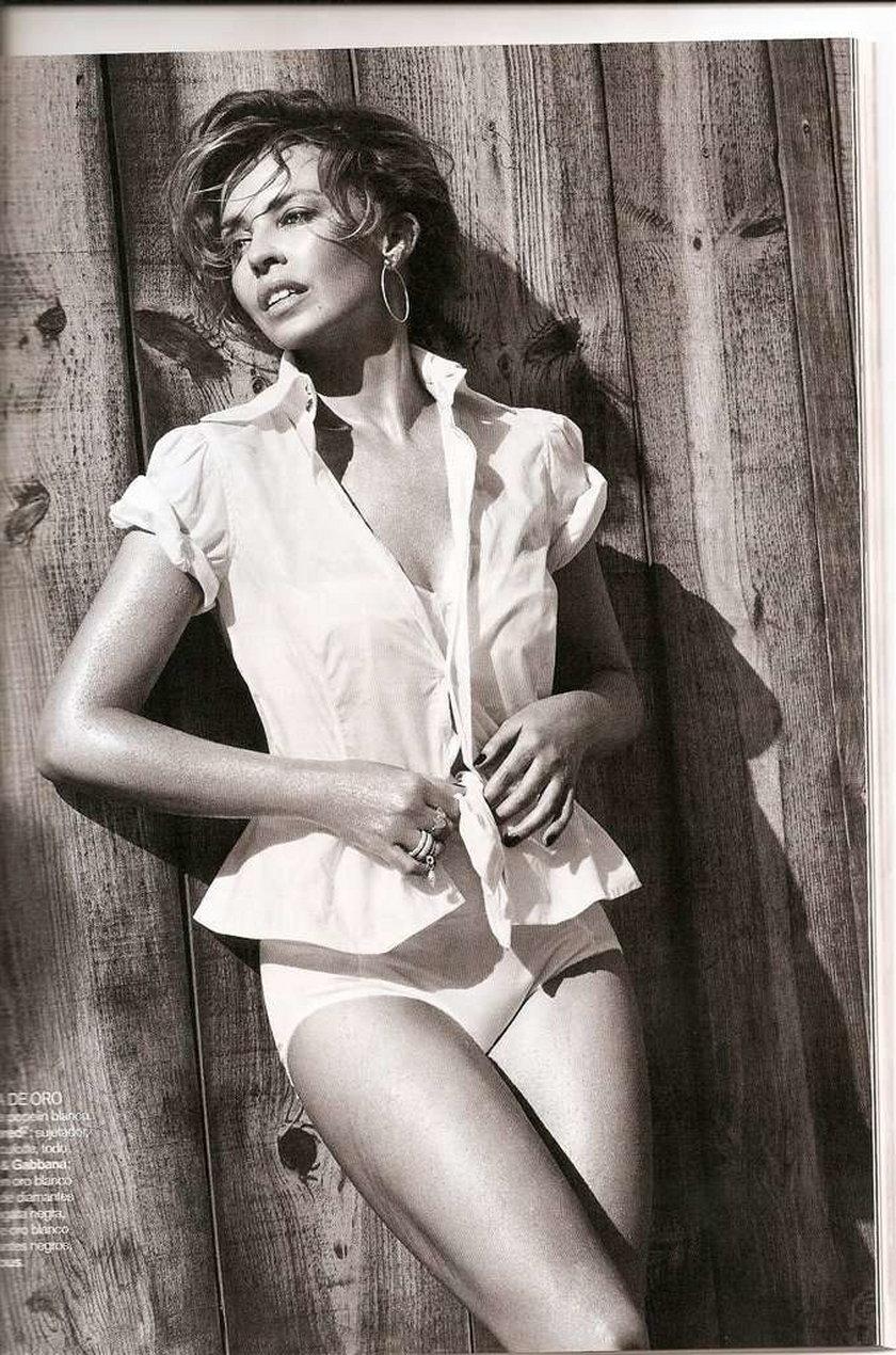 Kylie Minogue dopiero co pojawiła się na okładce lutowego Vogue. Piosenkarka prezentuje się rewelacyjnie, nie widać ani śladu po ciężkiej chorobie, ani upływu czasu