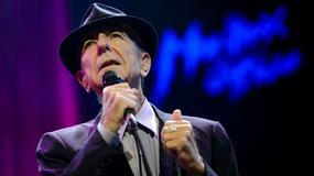 Lana Del Rey, Elvis Costello i inni upamiętnią pierwszą rocznicę śmierci Leonarda Cohena