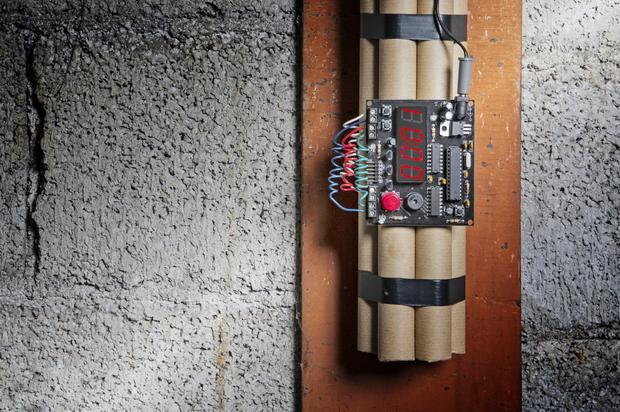 Alarmy bombowe, fot. iStock