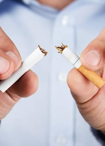Tanácsok valakitől, akik abbahagyják a dohányzást Izzadás leszokott a dohányzásról