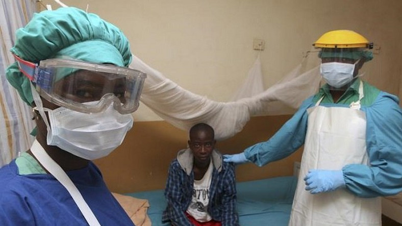 Lassa fever(This picture is for illustrative purposes).