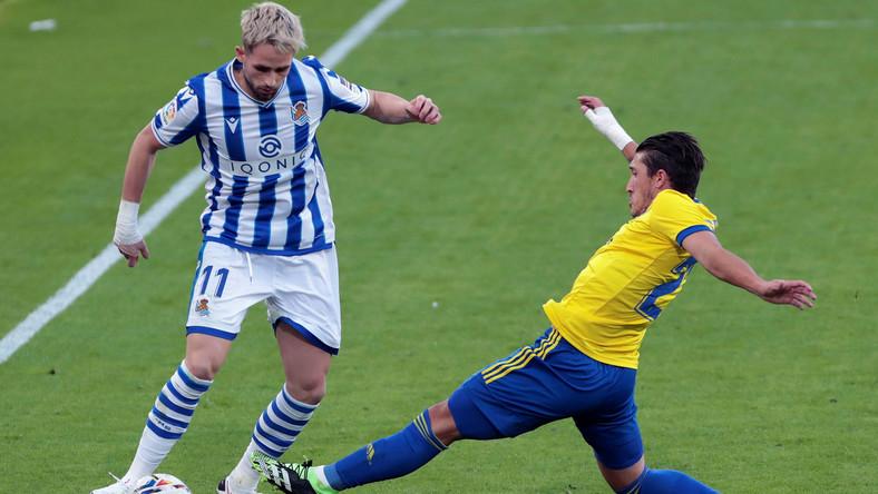 Cadiz - Real Sociedad