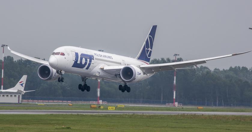 Centralny Port Komunikacyjny ma powstać z myślą o Polskich Liniach Lotniczych LOT i stać się głównym węzłem przesiadkowym w Europie Środkowej